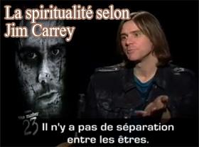 La spiritualité selon Jim Carrey