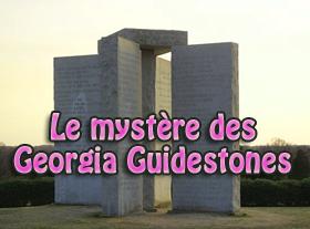 Le mystère des Georgia Guidestones