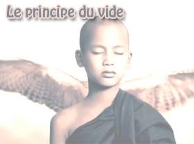 Le principe du vide