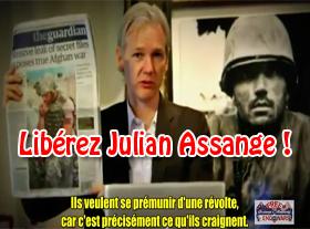 Libérez Julian Assange