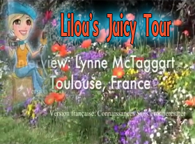 Lilou - Interview de Lynn Mc Taggart