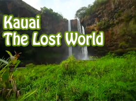 Kauai - The Lost World