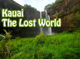 Kauai - The Lost World