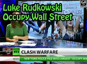 Luke Rudkowski - Occupy Wall Street