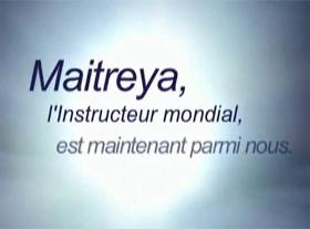 Le Maitreya est parmi nous