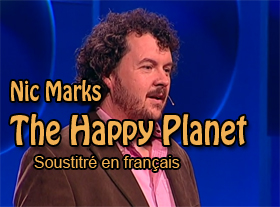 Nic Marks - The Happy Planet