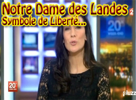 Notre Dame des Landes, symbole de liberté...
