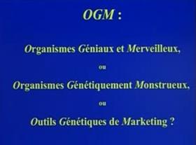 Les OGM, c est quoi ?