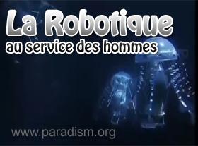 La Robotique au service des hommes