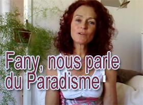 Fany Charpentier - Porte Parole du Mouvement pour le Paradisme