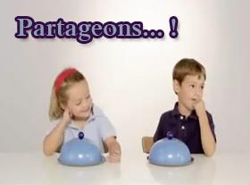 Partageons... !