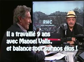 Philippe Pascot auteur de l ouvrage - Pilleurs d Etat -