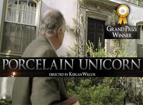 Porcelain Unicorn - Grand Prize Winner