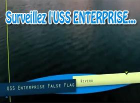Surveillez l USS ENTERPRISE !