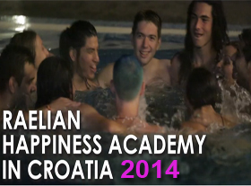 Raëlien Happiness Academy In Croatia 2014