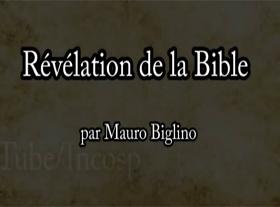 Révélation de la Bible par Biglino