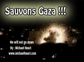 Sauvons Gaza !!!