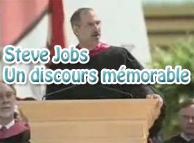 Steve Jobs - Un discours mémorable