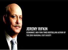The Zero Marginal Cost Society - Jeremy Rifkin