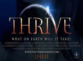 Thrive - Que faut-il sur Terre pour prospérer ?