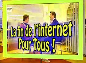 Voxpop - La Fin d Internet Pour Tous