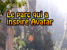 Le Parc qui a inspiré Avatar
