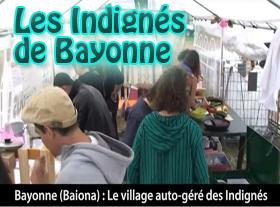 Les Indignés | Bayonne