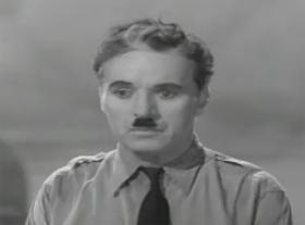 Charlie Chaplin - Le Dictateur