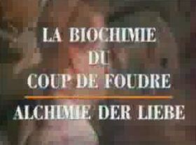 La Biochimie du Coup de Foudre !