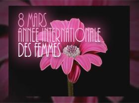 100ème anniversaire de la journée des femmes