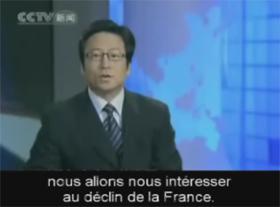 La France, vue par les Chinois !!!