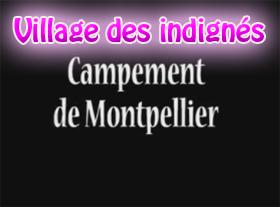 Le Village des Indignés de Montpellier