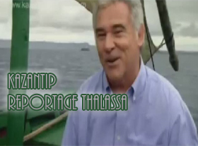 Kazantip - TV France 3 - Thalassa
