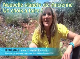 Nouvelle planète vs. Ancienne - Un choix a faire !