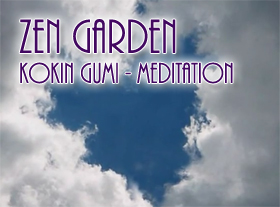 Zen Garden - Kokin Gumi - meditation