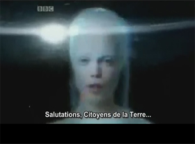 Message d une Extraterrestre... :o)