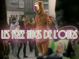 Les free hugs de l