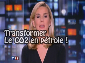 Transformer Le CO2 en pétrole !