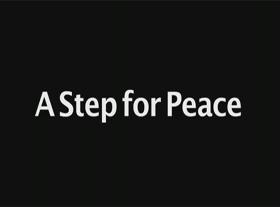 Jeunes Israéliens et Palestiniens pour une vidéo : 1 pas vers la paix