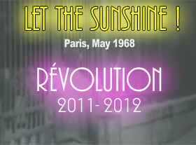 Let The Sunshine Revolution
