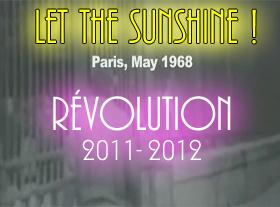 Let The Sunshine Revolution