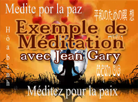 1 minute pour la Paix - 1 minute for peace