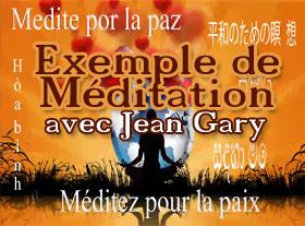 1 minute pour la Paix - 1 minute for peace