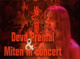 Deva Premal & Miten - Concert