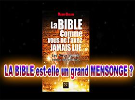Julie Couvreur - LA BIBLE est-elle un grand MENSONGE ?