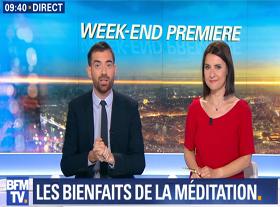 Les Bienfaits de la Méditation - BFMTV