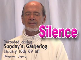 Maitreya Raël - Silence