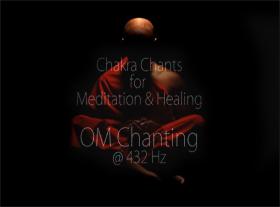 OM Chanting 432 Hz - Meditative Mind
