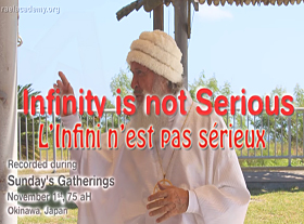 Raël Maitreya - L Infini n est pas Sérieux