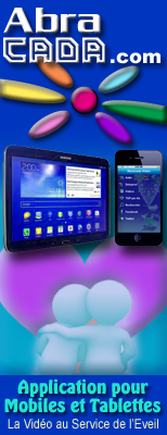 Application Mobiles & Tablettes Abracada Conscience !